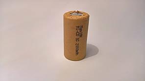 Акумулятор технічний MSS Sub-c 1,2 v 2000mAh (Ni-Cd)