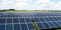 Система креплений солнечных батарей для наземного размещения промышленных СЭС 44 СБ, 1х1,6м, фото 1