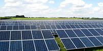 Система наземных креплений на 44 солнечных батарей 1х1,6м
