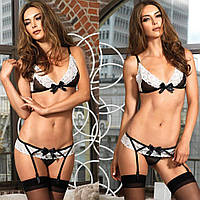 Комплект соблазнительного белья / Эротическое белье / Сексуальное белье / Еротична сексуальна білизна, фото 1