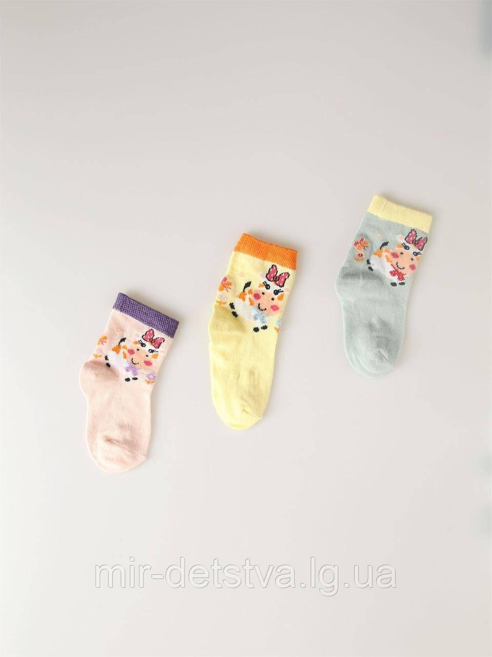 Носочки для новорожденных TM Bross р.12-18 мес. (19-21)