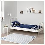 IKEA MINNEN Каркас раздвижной кровати, белый  (291.239.58), фото 6