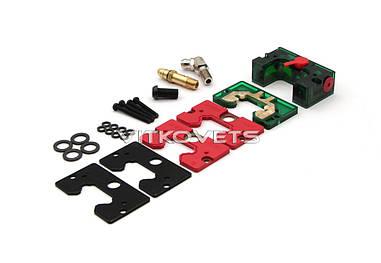Блок смазки и пылезащиты HIWIN HG25H, модуль Е2, серия ZZ, для HGR25