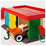 IKEA LILLABO Игрушечная СТО  (201.714.73), фото 3