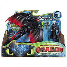 Как приручить дракона 3: Мёртвая Хватка и викинг Громмель / How to Train Your Dragon: Dathgripper & Grimmel