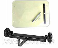 Виброплита реверсивная HIGHER Professional HP-315, 315 кг, фото 2