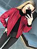 Бомбер из плащевой водоотталкивающей ткани, плащевка Армани. Размер: 42-44. Разные цвета. (6188), фото 5