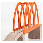 IKEA LILLABO Железнодорожный мост 5 шт.  (103.200.63), фото 4