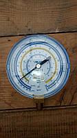 Манометр низкого давления Value, D-80 мм, R-22/134/404/407
