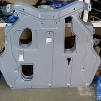 Защита двигателя Ваз 2110 2170 усилинная Завод