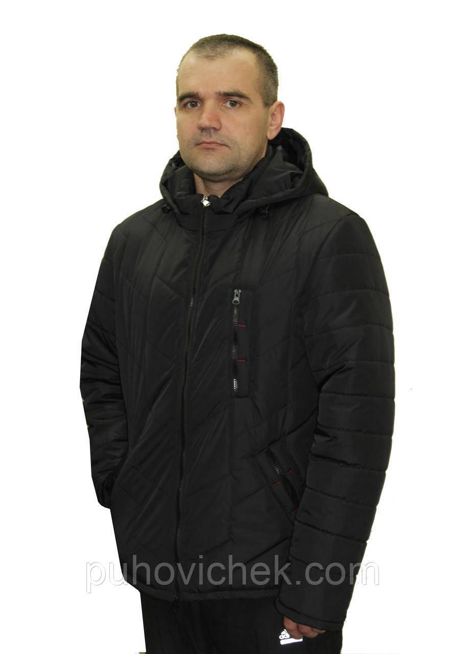 Чоловічі куртки великих розмірів демісезонні інтернет магазин