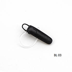 Bluetooth гарнитура Inkax BL 02 BL 03 С креплением