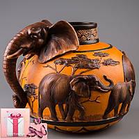 """Ваза """"Слон"""" (26 см) (72001VA)"""
