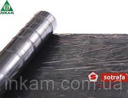 Пленка мульчирующая черная SOTRAFA 30 мкм 1,2х1000 м