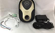 Видеодомофон IP WI-FI 163 EYE L1 Smart с функцией фото и видео посетителей