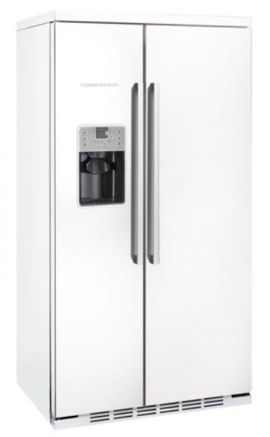 Холодильник side by side Kuppersbusch KW9750-0-2T белый