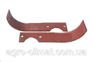 Нож для фрезы 1100 (HT-105 и HT-135) под 6-гранный тип фрезы (диаметром 32 мм)