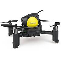 Квадрокоптер FAYEE FY605 Mini Battle DIY Drone з камерою 720P WiFi Чорно-Жовтий (SUN3652), фото 1