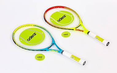 Ракетка для великого тенісу дитяча ODEAR 25in (8-9 років) BT-3501-25