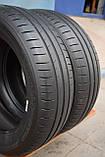 Шины б/у 185/60 R15 Dunlop Sport BluResponse, ЛЕТО, пара, 5,5 мм, фото 5