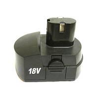 Аккумулятор для шуруповерта Aceca 18 V каблук