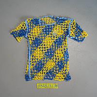 Футболка для болельщиков сборной Украины 52-54 размер, фото 1