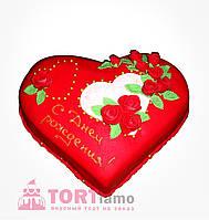 "Торт ""Любовь от сердца"""