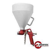 Штукатурный распылитель Intertool PT-0402