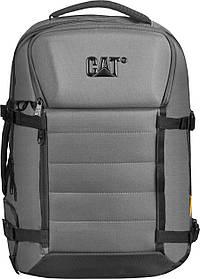 Рюкзак дорожный с отделением для ноутбука Cat Ultimate Protect 83608;99 темно-серый