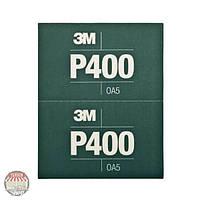 Лист абразивный гибкий 3M Hookit™ CROW 171x140мм P400
