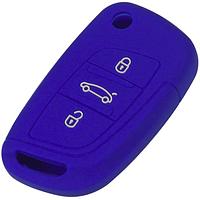 Силиконовый чехол на ключ Citroen  ВСЕ ЦВЕТА В НАЛИЧИЕ, фото 1