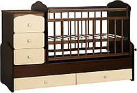 Детская кровать трансформер Надія-2
