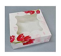 Коробка для капкейков (на 9 шт)