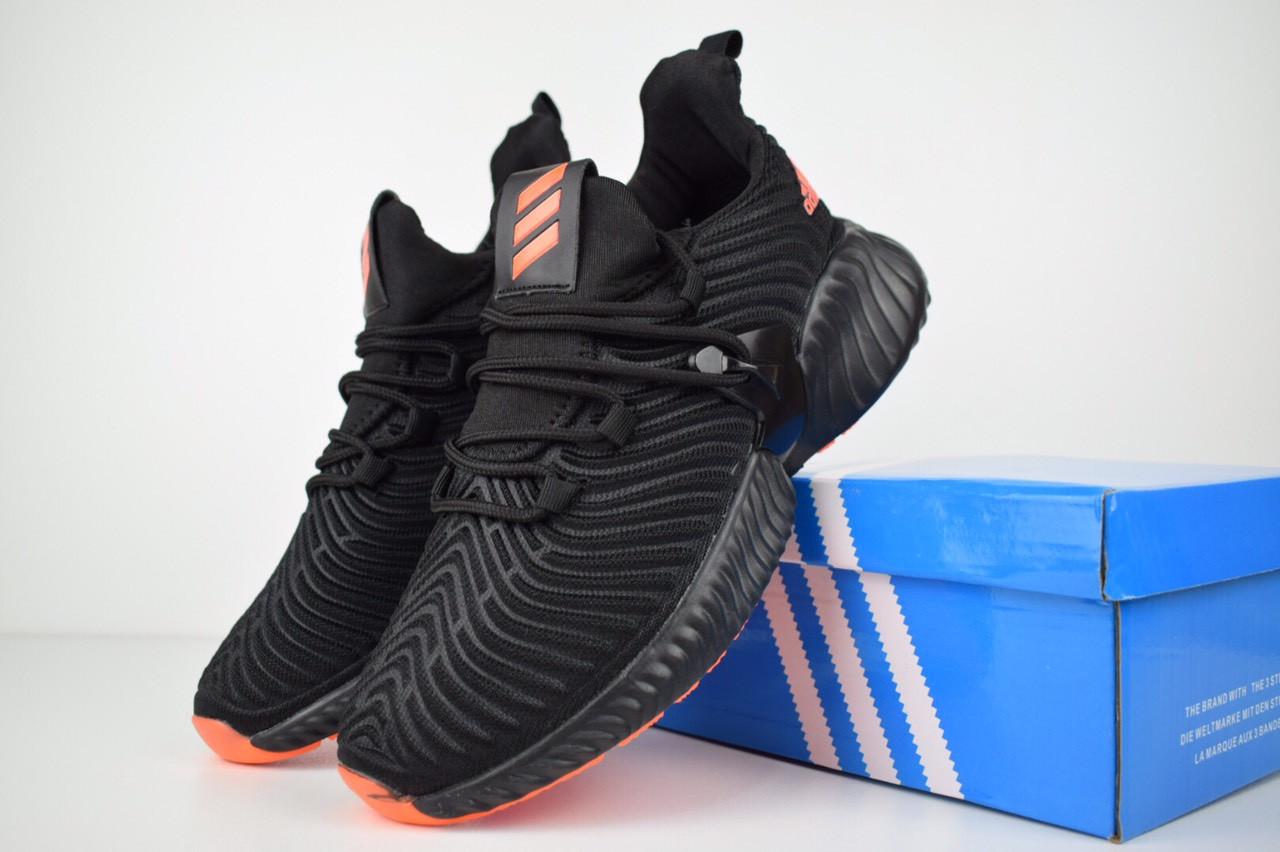 Мужские кроссовки Adidas Alphabounce Instinct, Реплика