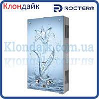 Газовая колонка Rocterm ВПГ-10 АЕ Цветок ВОДЯНОЙ