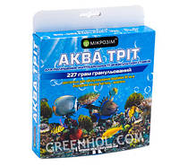 Аква Трит (гранулы) 50 г для очистки озера от ила