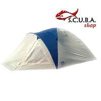Палатка 2-х местная двухслойная туристическая EOS Atlantic (3000х1500х1200 мм)