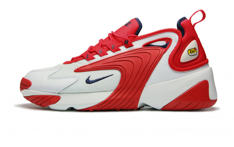 finest selection ae96c 49302 Оригинальные кроссовки Nike Zoom 2K Red White (ART. AO0269 102)