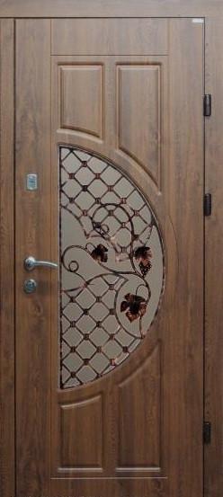 """Вхідні броньовані двері """" Практик"""""""