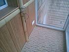 Бамбуковые обои темные, 0,9 м, ширина планки 12 мм / Бамбукові шпалери, фото 8