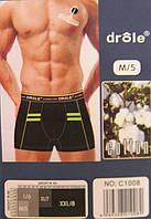Труси чоловічі боксери DROLE розмір M (48-50)