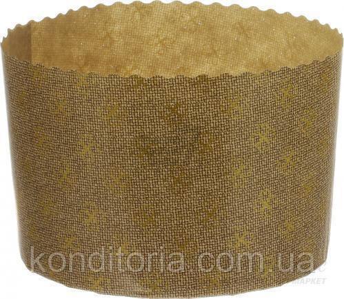 Бумажные формы для выпечки пасхальных куличей (10 шт)