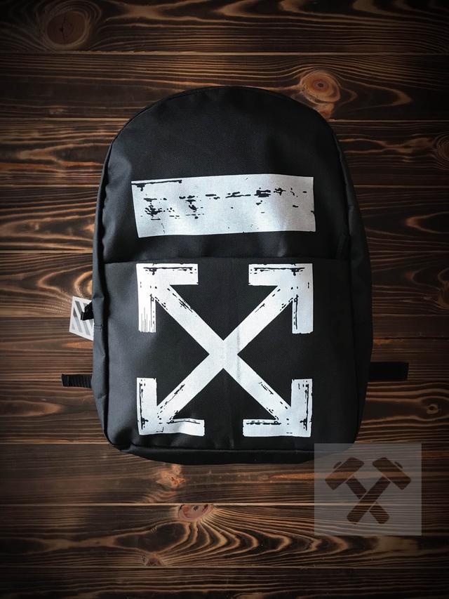 Модный рюкзак Off White