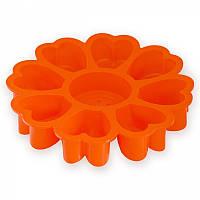 Форма силиконовая 25*5см  7731 купить формы для заморозки и выпекания дешево