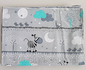 Детское постельное белье в кроватку «Сказочные сны»
