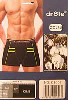 Труси чоловічі боксери DROLE розмір 2XL (54-56)