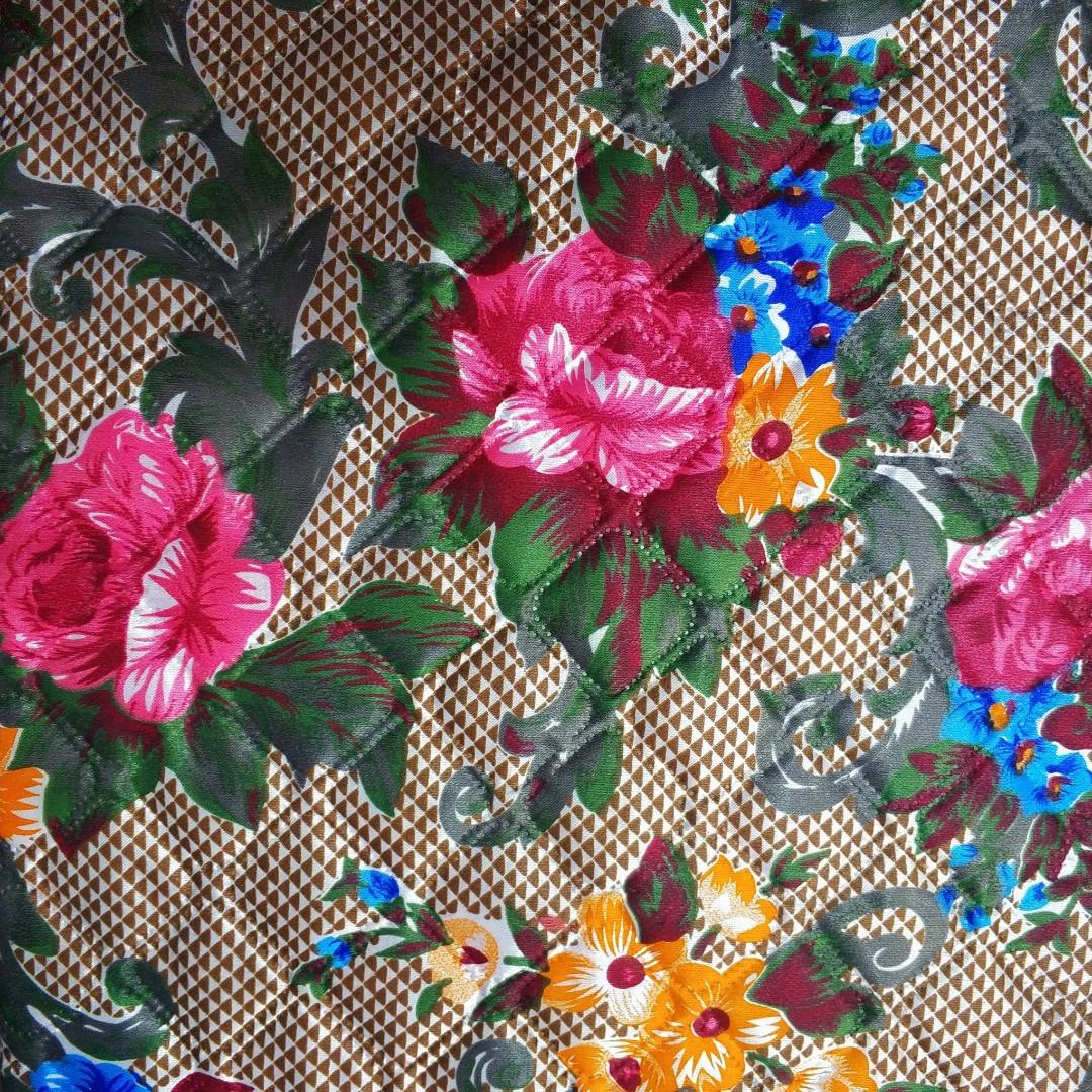 Летнее одеяло - покрывало, 200х220 евро, атласная