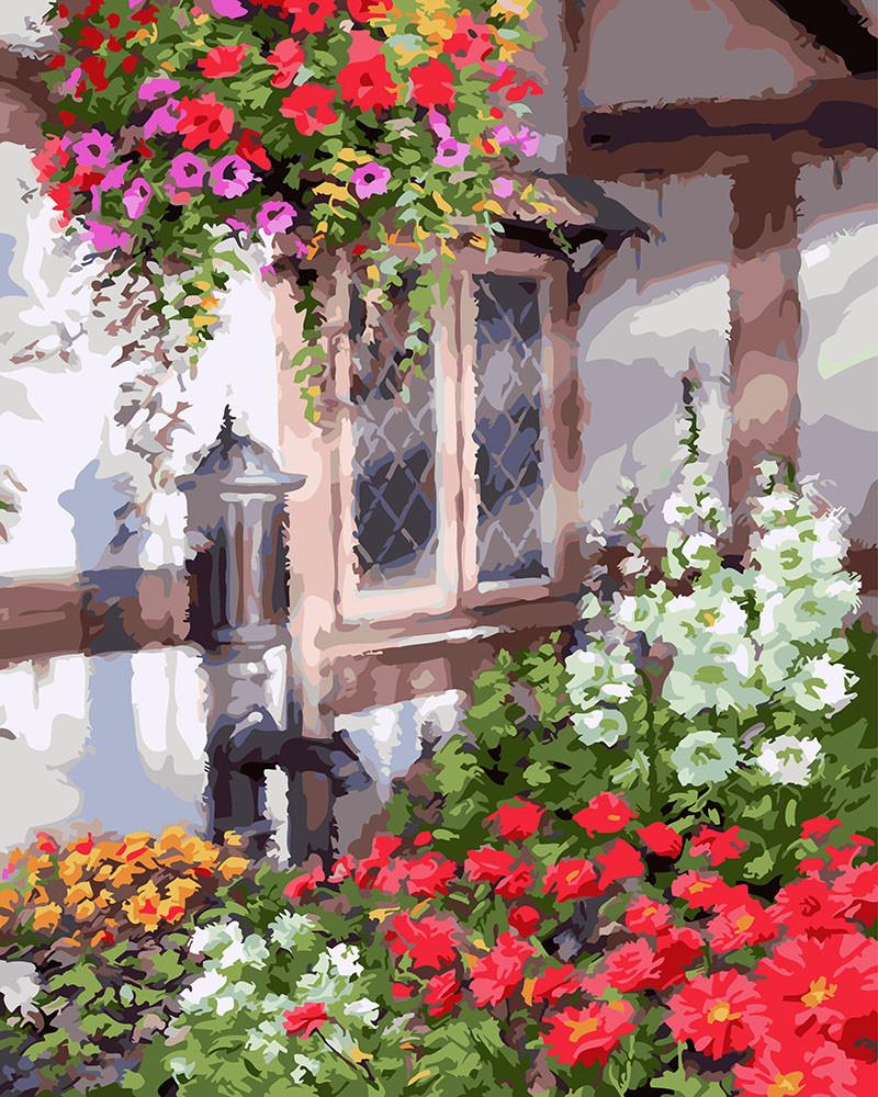 Картина по номерам Весна стучит в окно, 40x50 см., Brushme