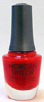 Лак для ногтей 50165 Morgan Taylor Big Bang Red 15мл.