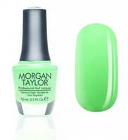 Лак для ногтей 50085 Morgan Taylor Mint Chocolate Chip 15мл.